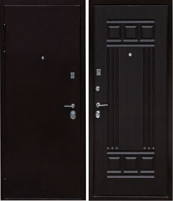 стальные входные двери престиж