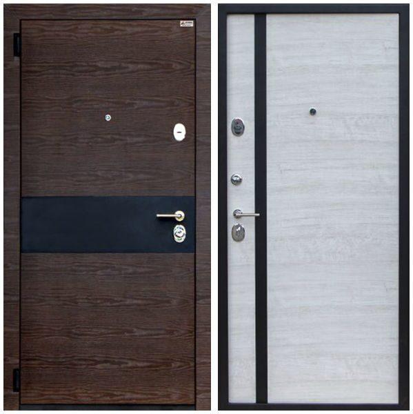 купить двери с доставкой металлические